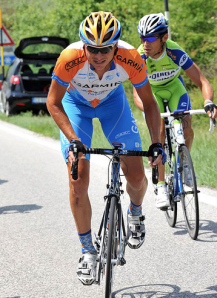 Danny Pate on his Big Giro Adventure