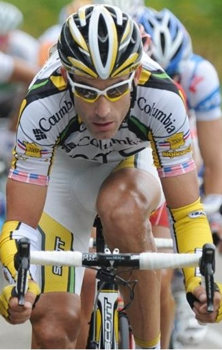 Hincapie missed yellow by 5 seconds.