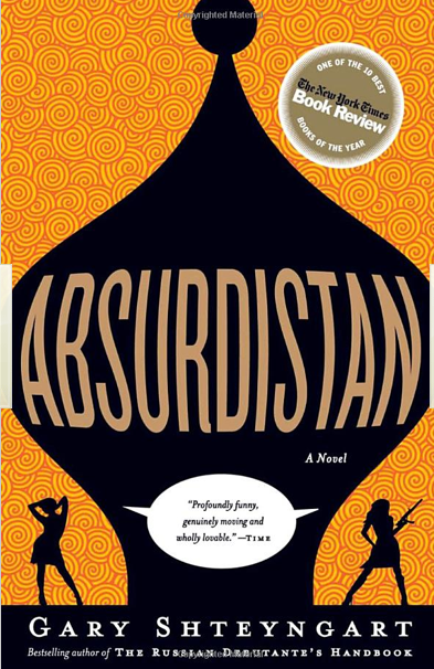 Absurdistan, the novel. Astana, the black comedy.